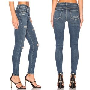 Agolde Jeans - Agolde Sophie High Rise Skinny in Kansas City